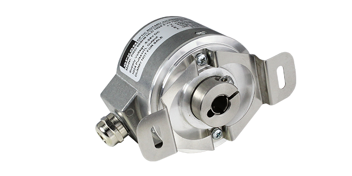 Semi Hollow Shaft Encoders